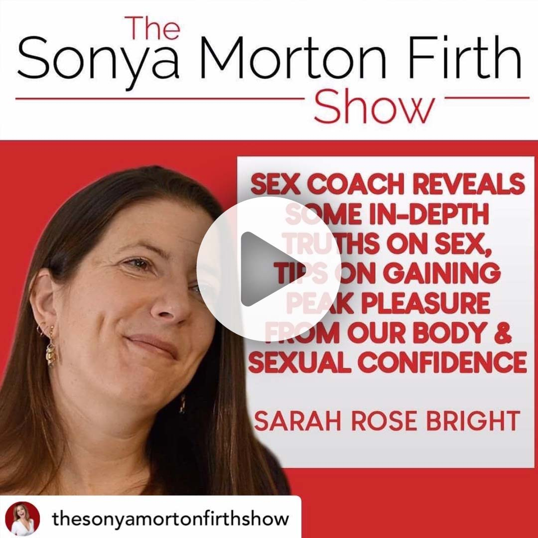 An interview on The Sonya Morton Firth Show